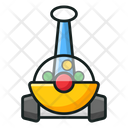 Corn Popper Toy Plaything Icon