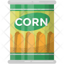 Corn Seed Canned Icon