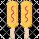 Corn stick Icon
