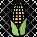 Corn Vegetables Fruit Icon