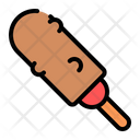 Corndog Icon