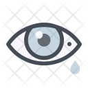 Cornea Eye Pain Icon