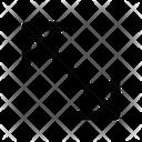 Corner Scale Arrow Icon