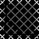 Corner Right Angle Icon