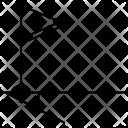 Corner Ground Flag Icon