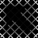 Corner arrow Icon