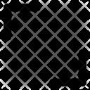 Corner Arrows Icon