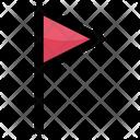 Corner Flag Icon
