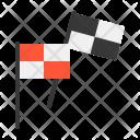 Flag Corner Flags Icon