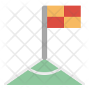 Corner Flags Angle Icon