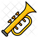Trumpet Music Instrument Brass Icon