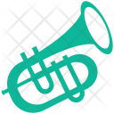 Cornet Bugle Wind Icon