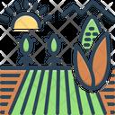 Cornfield Icon