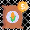 Cornflour Price Icon