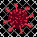 Corona Coronavirus Virus Icon
