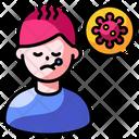 Sick Fever Icon
