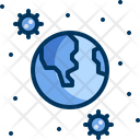 Pandemic Epidemic Disease Icon