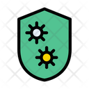 Shield Care Corona Icon