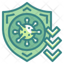Corona Protection Corona Precaution Corona Virus Icon