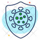 Corona Shield Icon