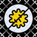 Virus Stop Corona Icon