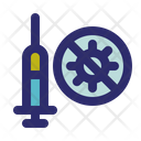 Corona Vaccine Icon
