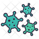 Coronavirus Covid 19 Disease Icon