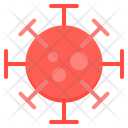 Virus Bacteria Disease Icon