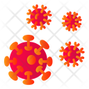 Covid Infection Pneumonia Icon