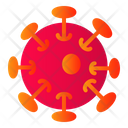 Corona Virus Covid Infection Icon