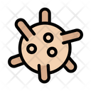 Corona Virus Infection Icon