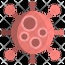 Virus Covid Coronavirus Icon