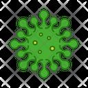 Medicine Virus Corona Icon