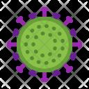 Corona virus Icon