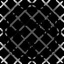 Corona Virus Cell Icon
