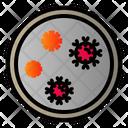 Virus Bacteria Covid Icon