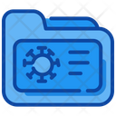 Files Coronavirus Outbreak Icon