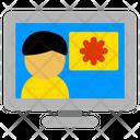 Corona Virus News Icon