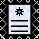 Corona Information Covid Icon