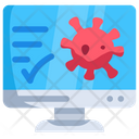 Medical Report Test Icon