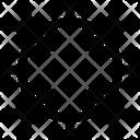 Corona Covid Virus Icon