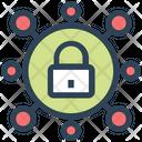 Lockdown Coronavirus Covid 19 Icon