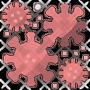Covid Coronavirus Virus Icon