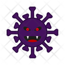 Covid 19 Coronavirus Virus Icon