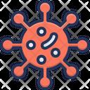 Corona Virus Antivirus Bacteria Icon