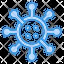 Coronavirus Virus Medical Icon