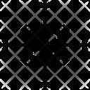 Virus Believe Contiguous Icon