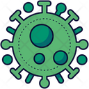 Virus Infection Bacteria Icon