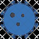 Covid Corona Virus Icon