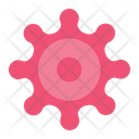 Coronavirus Covid 19 Virus Icon